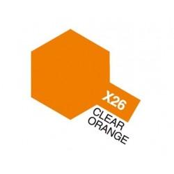 X-26 Clear Orange