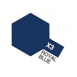 X-3 Royal Blue