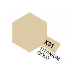 X-31Titan Gold