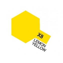X-8 Lemon Yellow