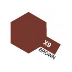 X-9 Brown