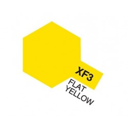 XF-3 Flat Yellow