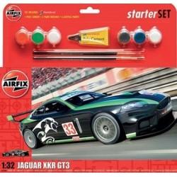 Jaguar XKR GT3 set