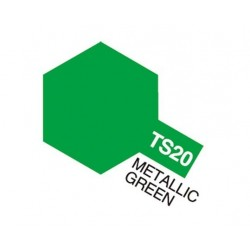 TS-20 Metallic Green