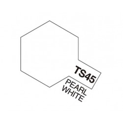 TS-45 Pearl White