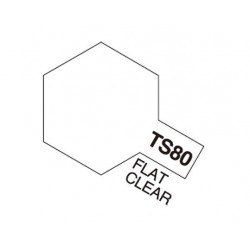 TS-80 Flat Clear