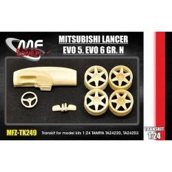Mitsubishi Lancer Evo5,...