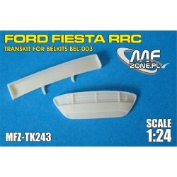 Ford Fiesta RRC Resin front...