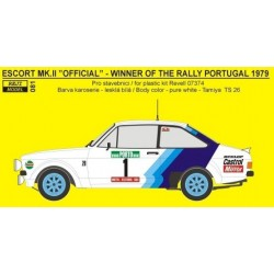 "Escort RS 1800 ""Official""..."