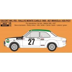 Ford Escort Mk.I - Rallye...