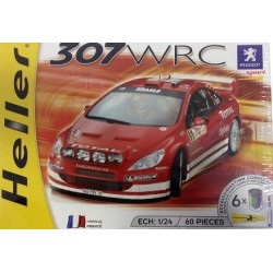 Peugeot 307 WRC '04 Gift set