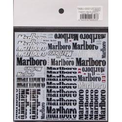 Marlboro decals 2000's size L