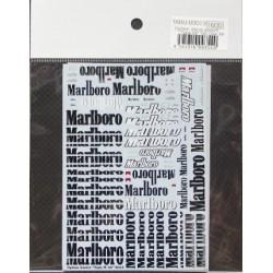 Marlboro decals 2000's size M