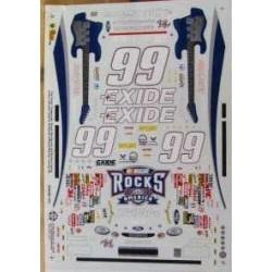 99 Nascar Rocks America...
