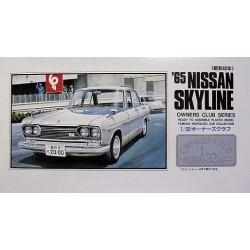 1965 Nissan Skyline