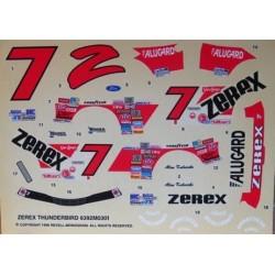 7 Zerex Alan Kulwicki 1987