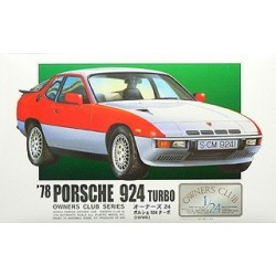 1978 Porsche 924 Turbo