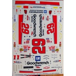 29 Goodwrench Kevin Harvick...