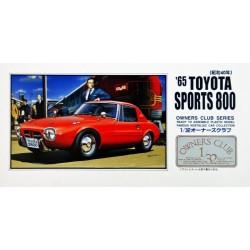 1965 Toyota S800