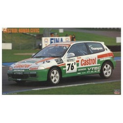 Castrol Honda Civic
