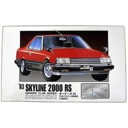 1983 Skyline 2000 RS
