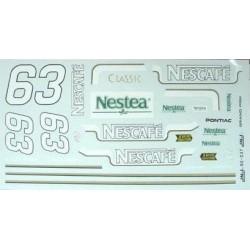 63 Nescafe Chuck Bown 1992