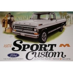 Ford F-100 Sport Custom