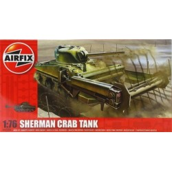 Sherman Crab tank