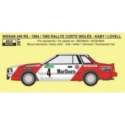 Nissan 240RS Marlboro...