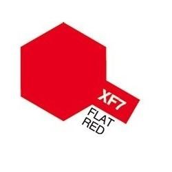 XF-7 Matt Red