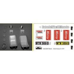 Ford Escort Mk.II parts +...