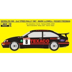 Ford Sierra 500RS Ypres...