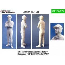 1/24 Driver 1960s