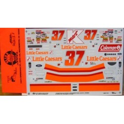 37 K-Mart Little Caesars 1996