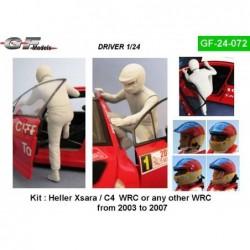 Rally Driver 2003-2007