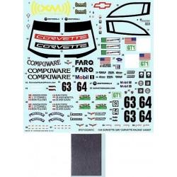 Chevrolet Corvette C6R...