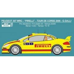 Peugeot 307 WRC Pirelli...