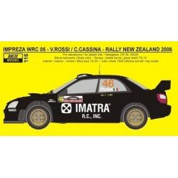 Subaru Impreza WRC 05 Rally...