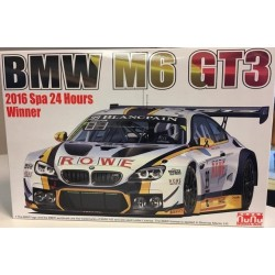 BMW M6 GT3 SPA 2016 win