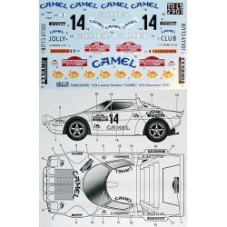 """Lancia Stratos """" Camel """"..."""