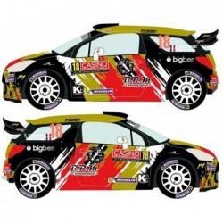 Citroen DS3 WRC Chardonnet...