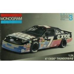 Bodine EXIDE Ford Thunderbird