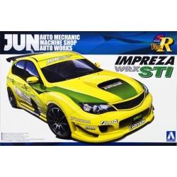 JUN Subaru Impreza WRX STI