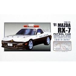 '91 Mazda RX-7 Patrol car