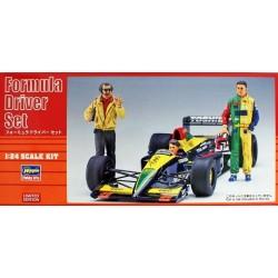 Formula Driver set 1/24