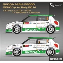 Skoda Fabia S2000 Lappi /...