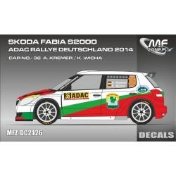 Skoda Fabia S2000 A.Kremer...