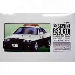 1995 Nissan Skyline R33...