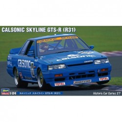 Calsonic Nissan Skyline...