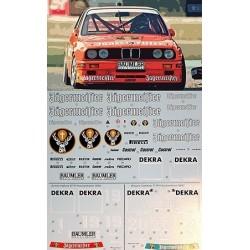 BMW M3 E30 Jagermeister